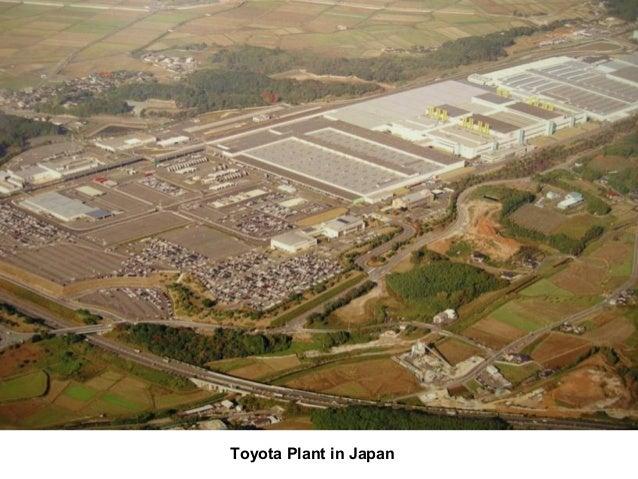 Toyota inside - glimpse