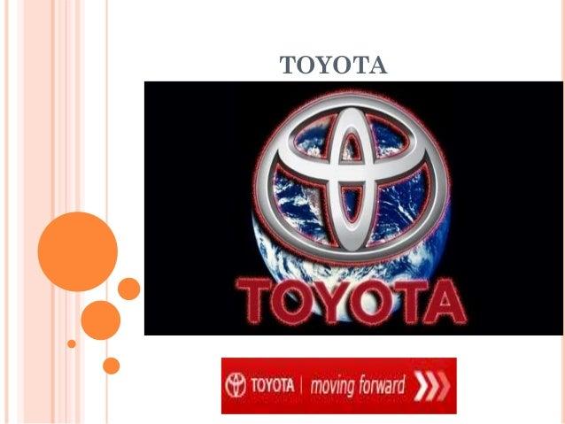 Toyota final ready