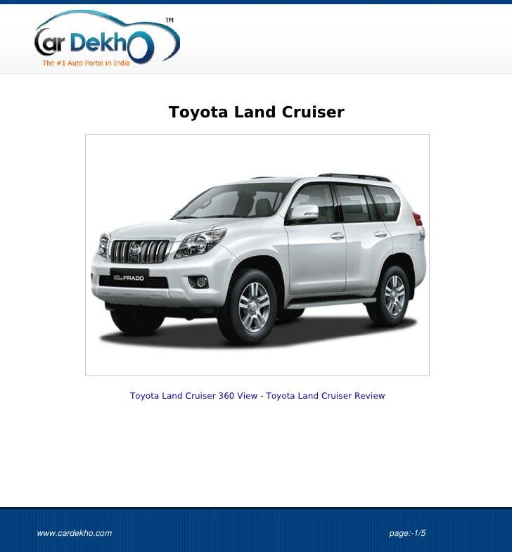 Toyota+Land+Cruiser+Images