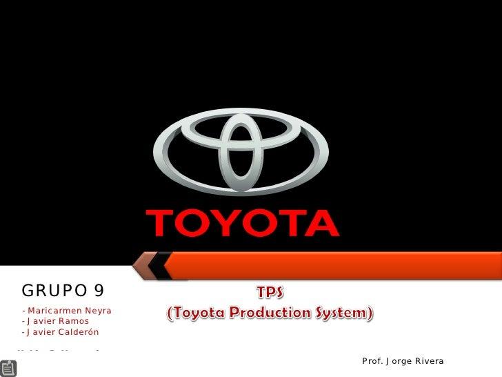 Toyota Presentacion New