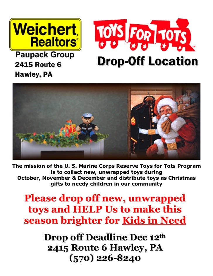 Toys For Tots Flyers 2012 : Toys for tots flyer