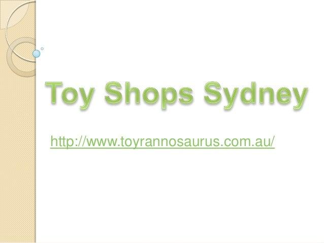 http://www.toyrannosaurus.com.au/