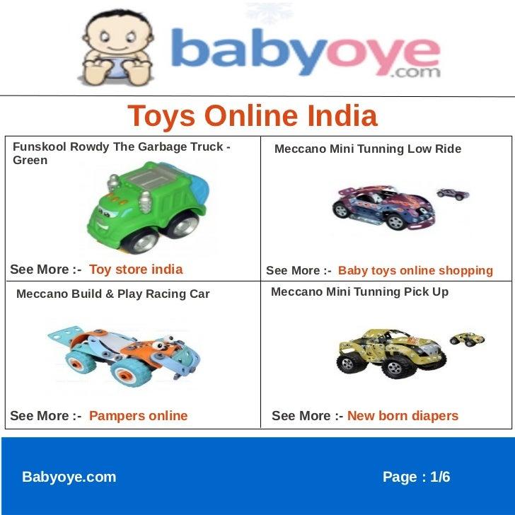 Toys online india
