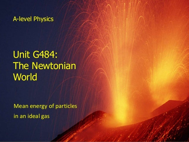 Tp 10 energy of an ideal gas (shared)