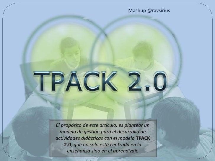TPACK 2.0