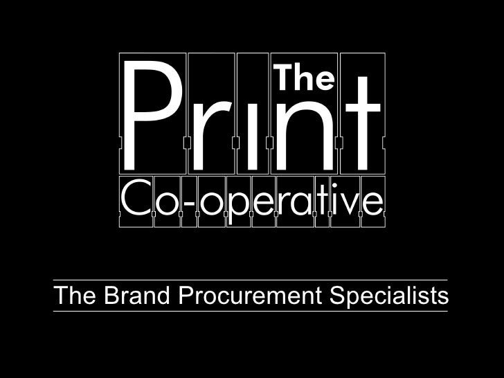 The Brand Procurement Specialists