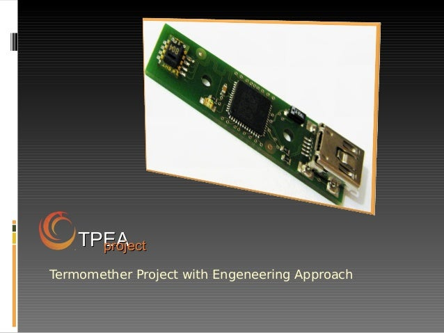 Termomether Project with Engeneering Approach TPEATPEAprojectproject
