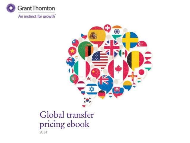 Global transfer pricing guide/ebook