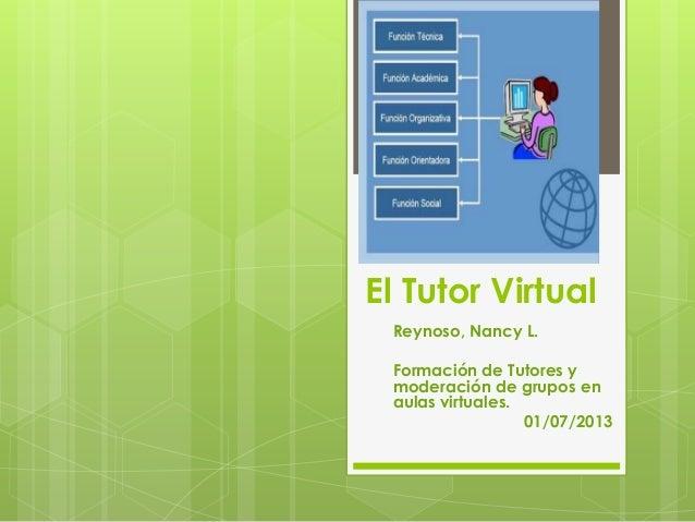 El Tutor Virtual TPFinal reynoso_nancy