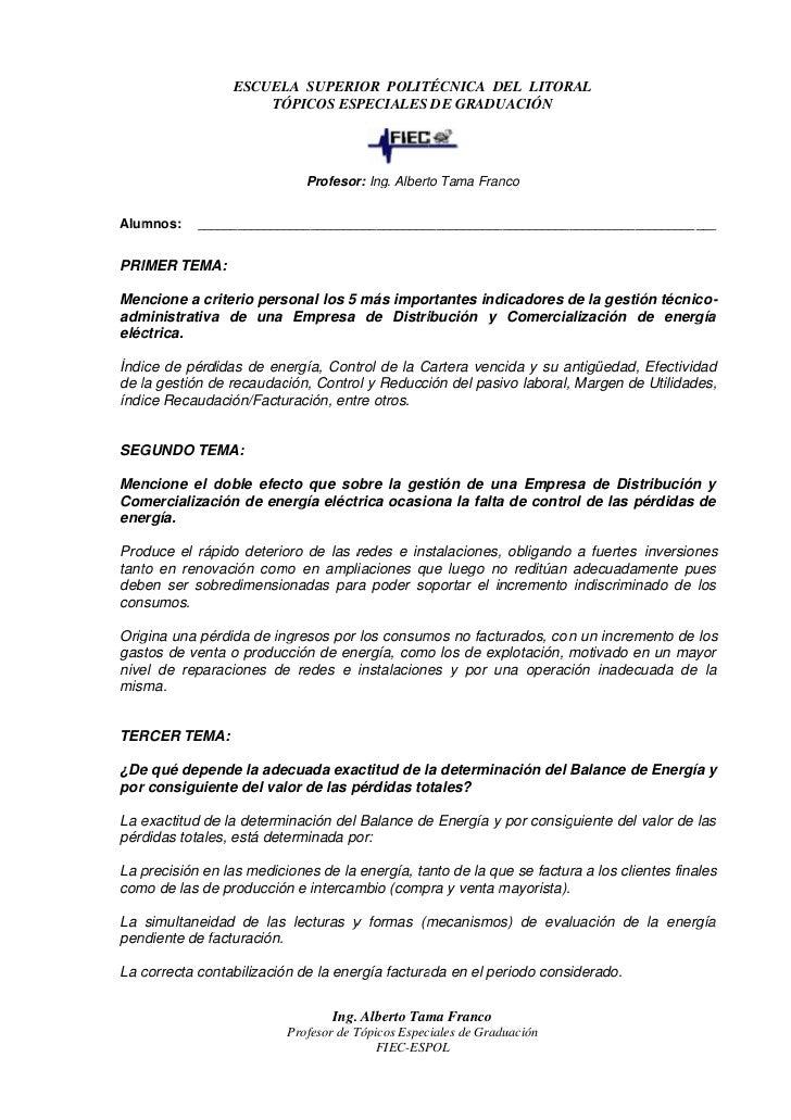 ESCUELA SUPERIOR POLIT CNICA DEL LITORAL                                   POLITÉCNICA                      TÓPICOS ESPECI...
