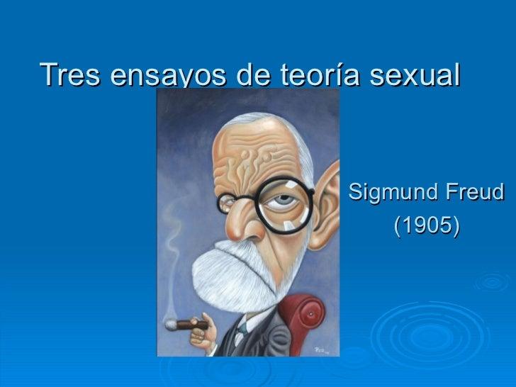 teorias sobre la sexualidad: