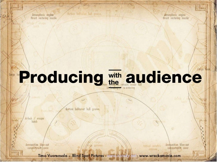 The Pixel Lab 2011-Timo Vuorensola: Producing with the Audience