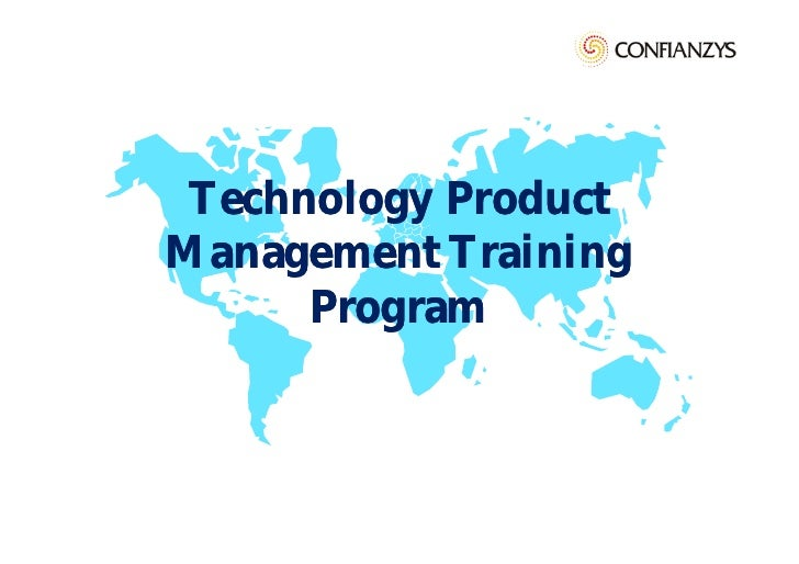 Technology Product       Management Training             Program1.10