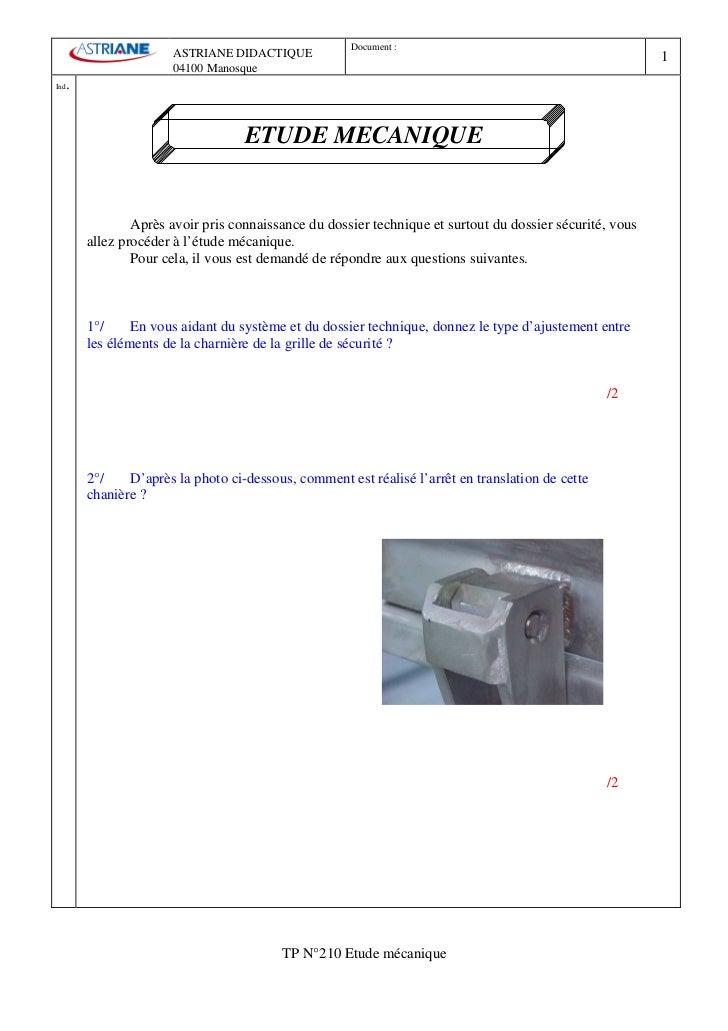Document :                         ASTRIANE DIDACTIQUE                                                                 1  ...