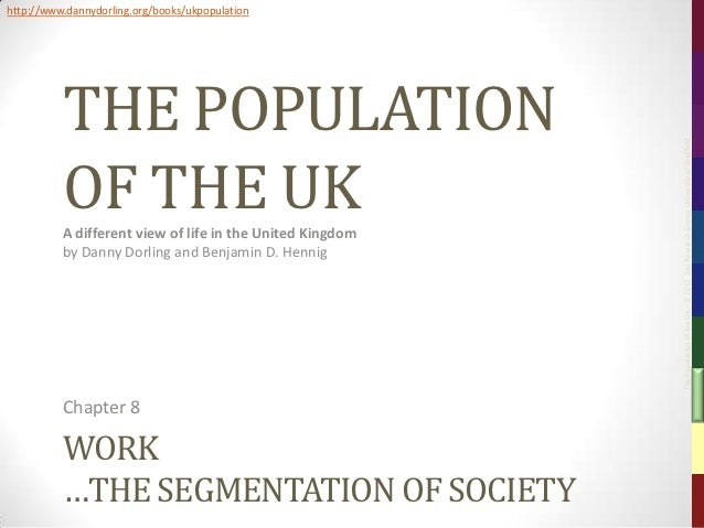 The Population of the UK, Chapter 8