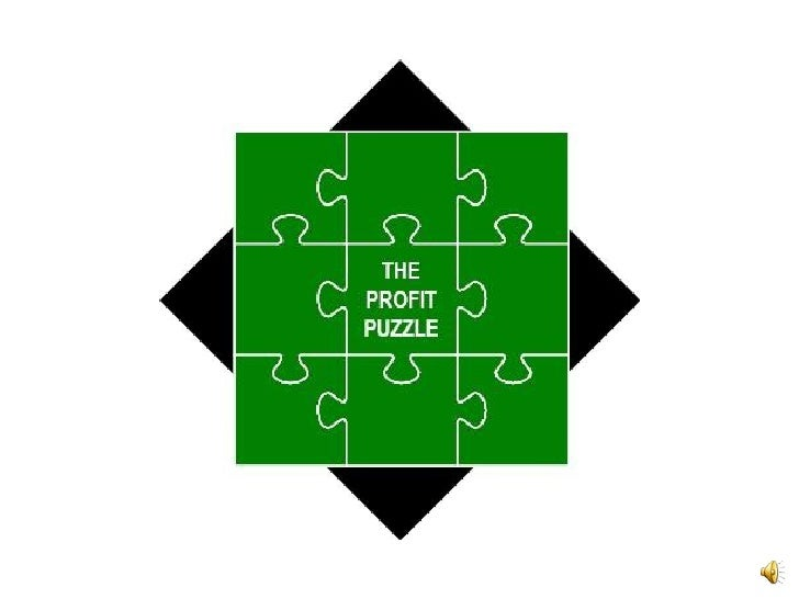 The Profit Puzzle Small Business Success System