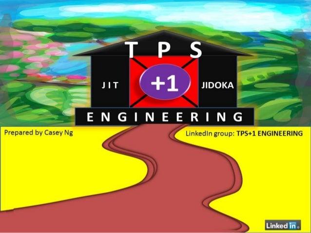 Tps+1 engineering slide share