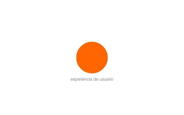 Trisquelmedia: Experiencia de Usuario