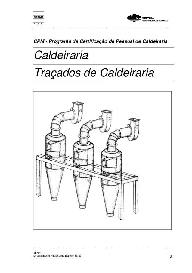 Traçados de caldeiraria