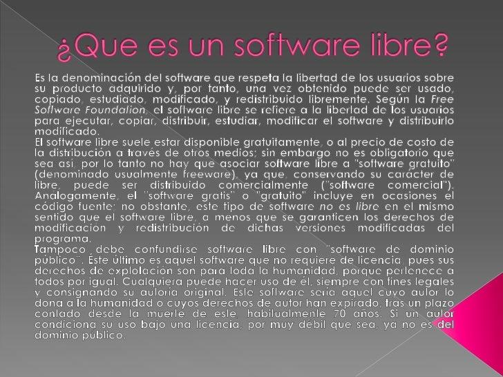    Software de Sistema    Colección de programas residentes en la computadora, este tipo de software resulta pieza esenci...