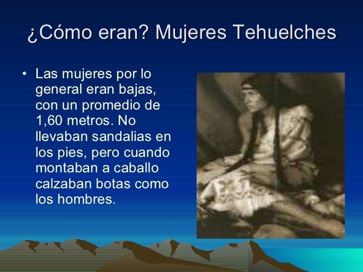 Resultado de imagen para Mujeres originarias tehuelches