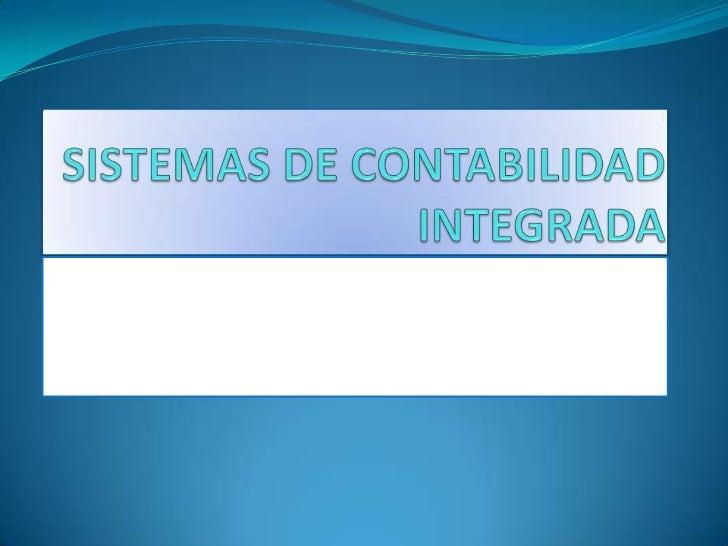 La solución integrada para el sistema de información    empresarial es la solución ideal para optimizar la  el flujo de in...