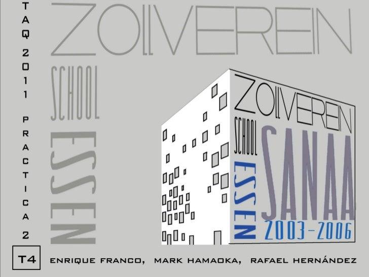 ZollvereinSANAA2004