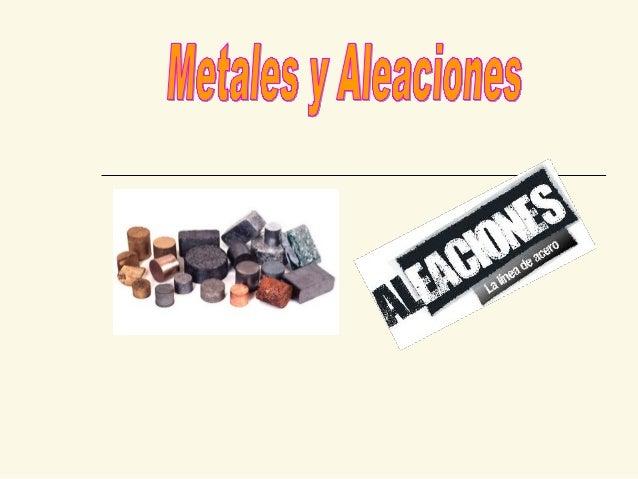 Trabajo aleaciones y_metales63