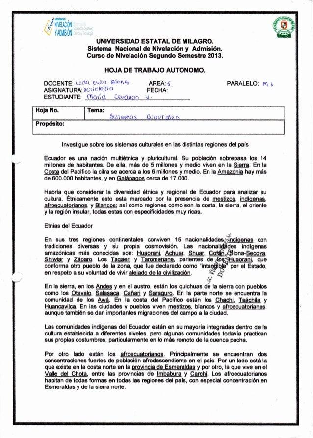 .  rssrwüü  i:l 'r.''  N|/ELAC|0Ni Y  ADhlISIoN  I  UI{IVER$IDAD E$TATAL DE TIiILAGRO. $isüema Nacional de l,livelasión y ...