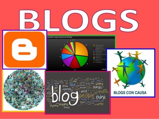 2 INDICE • Introducción • Definición de Blog • Diferencias entre blog, páguina web y foro • Características de los blogs •...