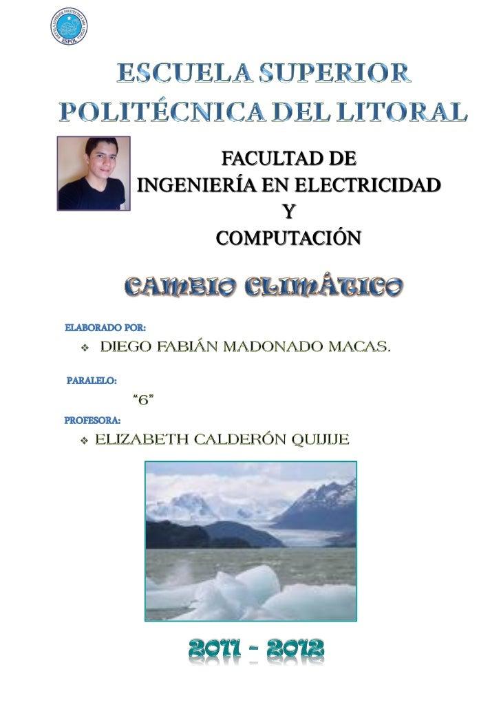 FACULTAD DEINGENIERÍA EN ELECTRICIDAD             Y       COMPUTACIÓN