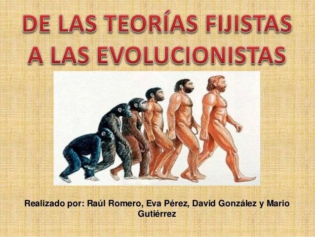 Realizado por: Raúl Romero, Eva Pérez, David González y Mario  Gutiérrez