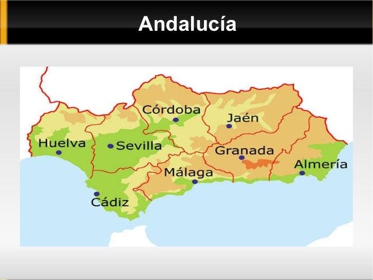 Trabajo de Andalucía