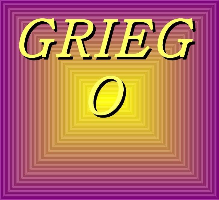 GRIEGO