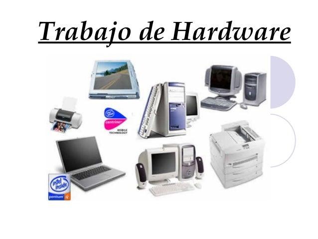 Trabajo de Hardware