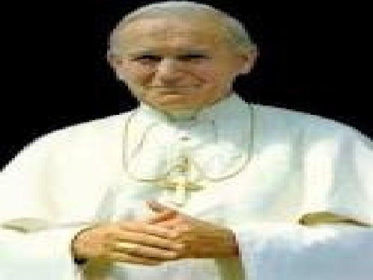 De entre los hechos más notorios de su pontificado destaca el intento de asesinato quesufrió el 13 de mayo de 1981, mientr...