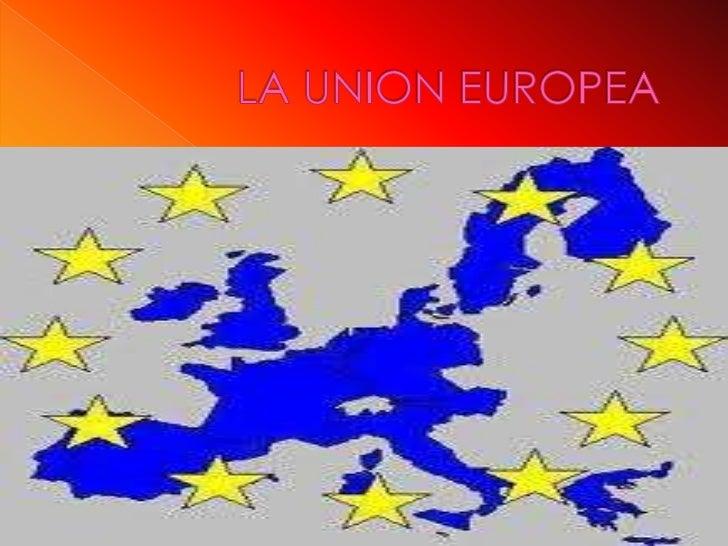 Trabajo de la union europea