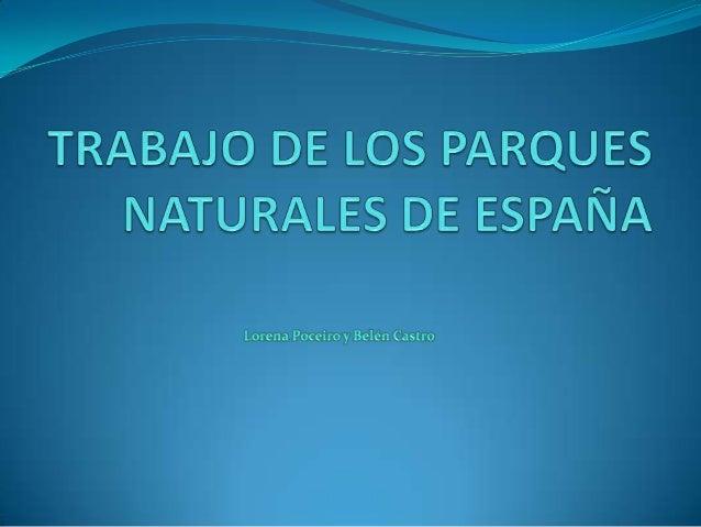 Parque nacional de las Islas Atlánticas de GaliciaEl Parque Nacional de las IslasAtlánticas de Galicia es un parquenaciona...