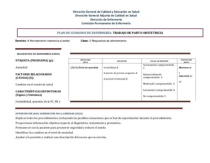Dirección General de Calidad y Educación en Salud                                                    Dirección General Adj...