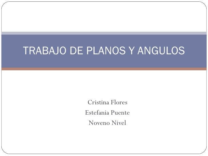 Trabajo De Planos Y Angulos[1]