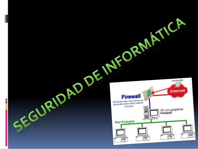 INTRODUCCIÓN.   La información es un activo muy importantes, tiene valor para organización, consecuentemente necesita «PR...