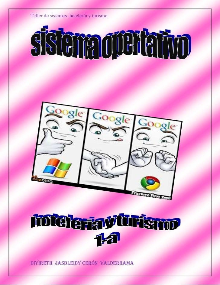 Coruniversitec <br />      <br />                                                <br />U<br />n Sistema Operativo ...