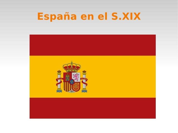 España en el S.XIX