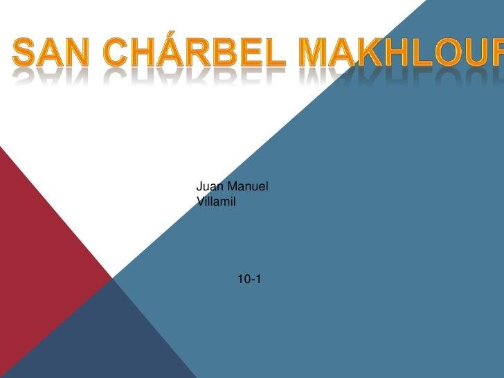 Juan ManuelVillamil      10-1