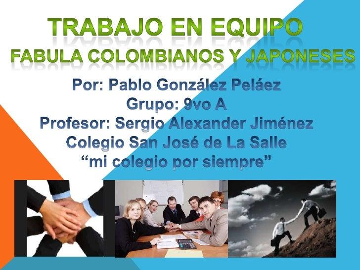 A el numero de remeros que empleocada equipo, mientras el equipojaponés tenia 10 remeros, elcolombiano tan solo tenia uno,...