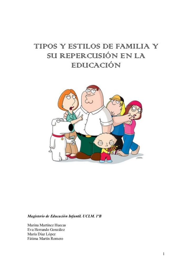 Trabajo familias