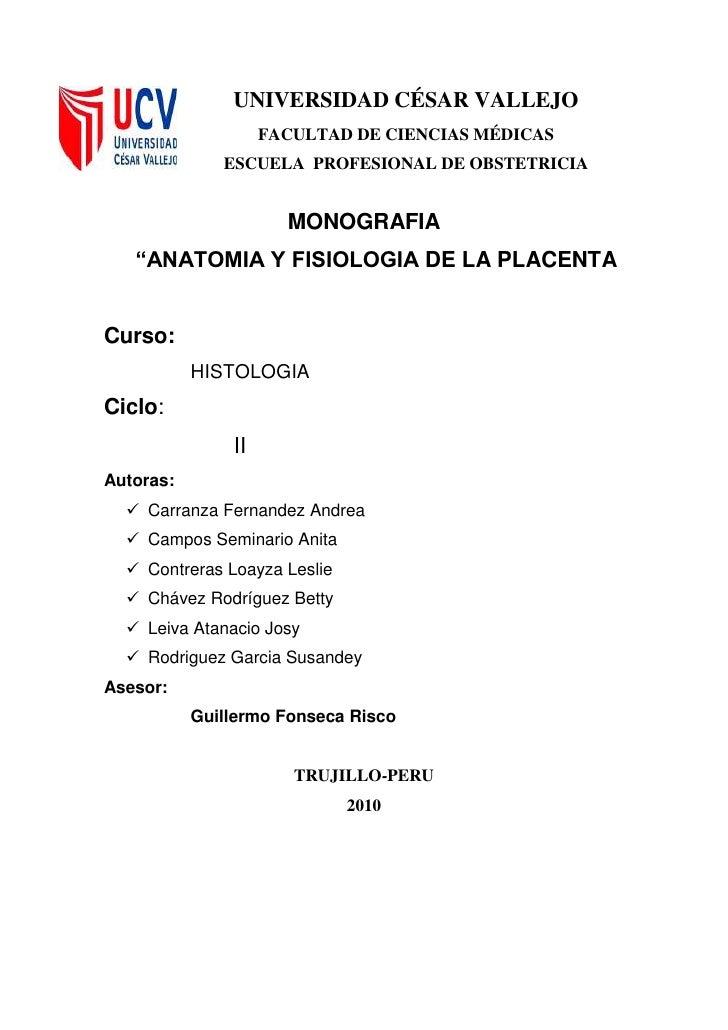 -4572000UNIVERSIDAD CÉSAR VALLEJO<br />FACULTAD DE CIENCIAS MÉDICAS<br />ESCUELA  PROFESIONAL DE OBSTETRICIA<br />MONOGRAF...