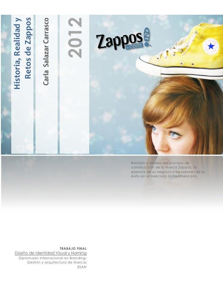 Análisis de Marca - Zappos