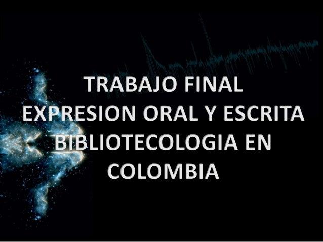 TABLA DE CONTENIDOS INTRODUCCION OBJETIVOS 1. Concepto de Biblioteca Virtual 2. Las Bibliotecas Virtuales en Colombia 3. C...