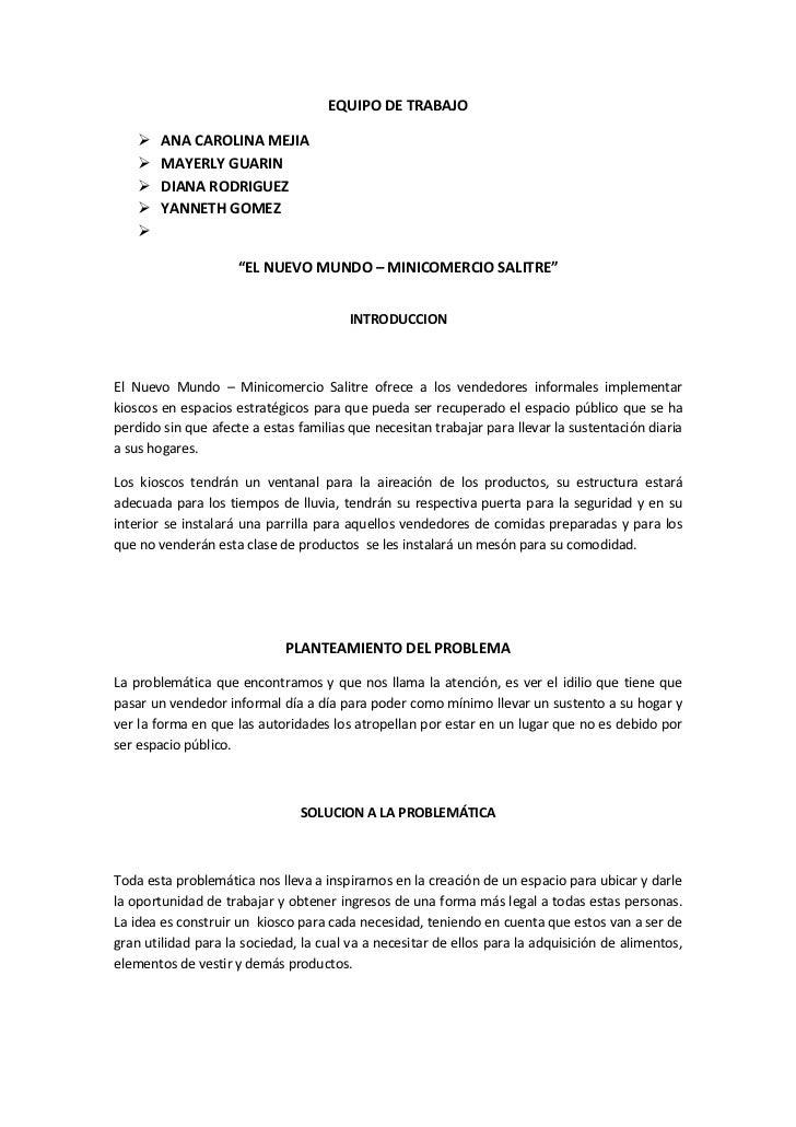 EQUIPO DE TRABAJO<br /><ul><li>ANA CAROLINA MEJIA